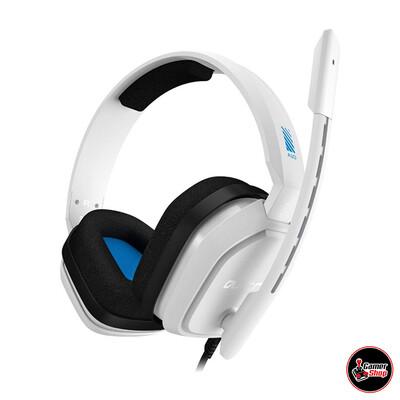 Astro A10 PS4 white edition