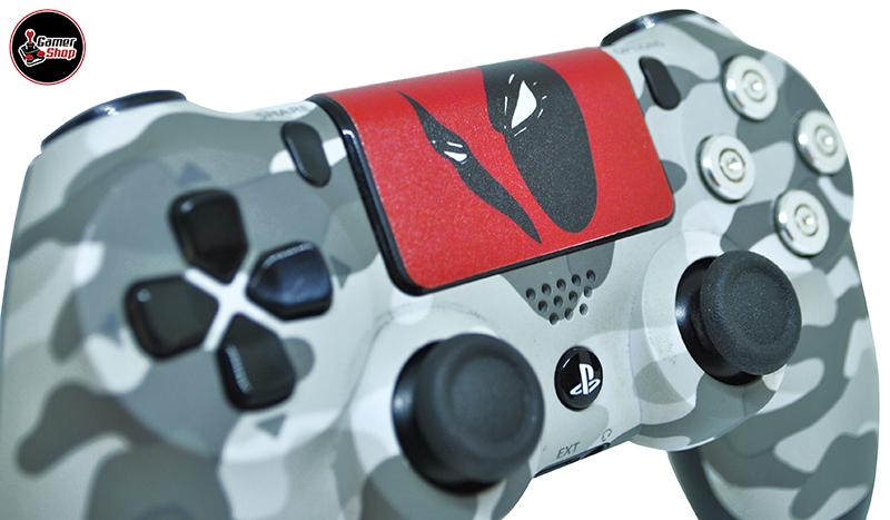 Panel Sticker PS4