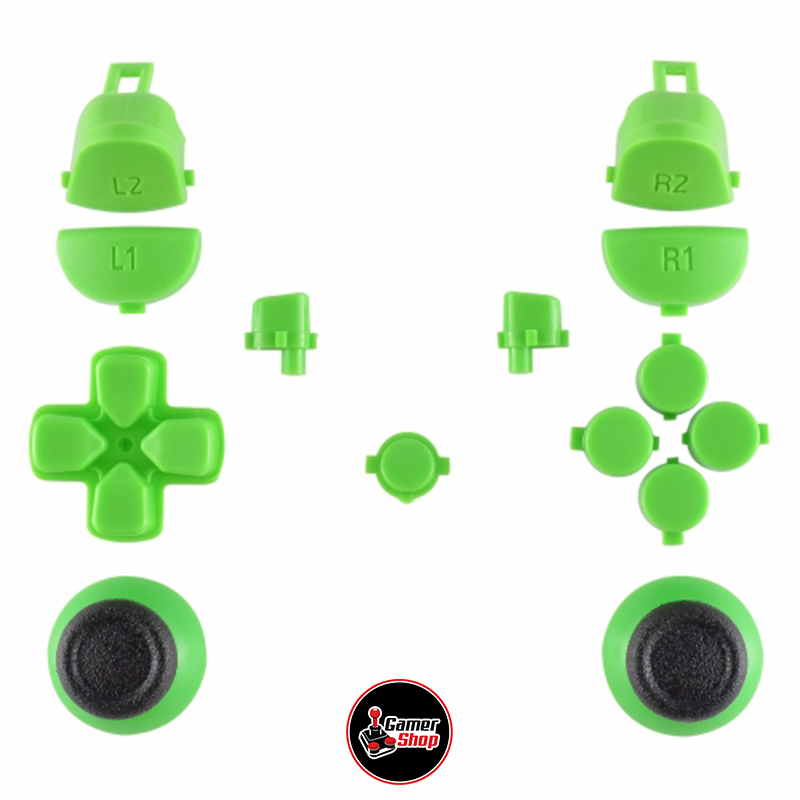 Full Kit [botones + joysticks] Mate