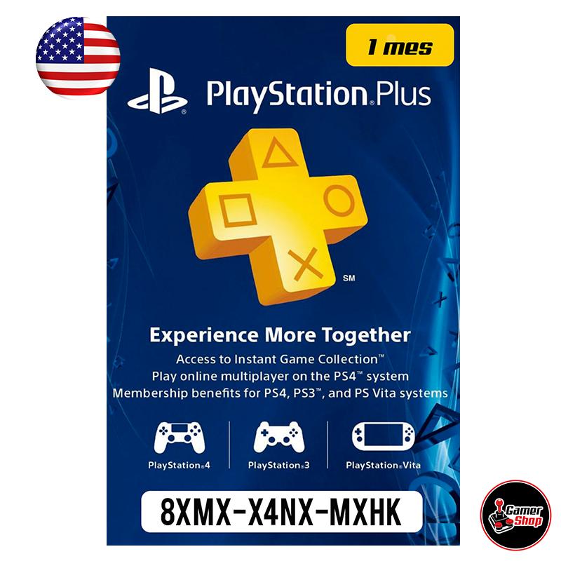 Playstation Plus (región USA)