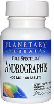 Andrographis 400mg Planetary Herbals