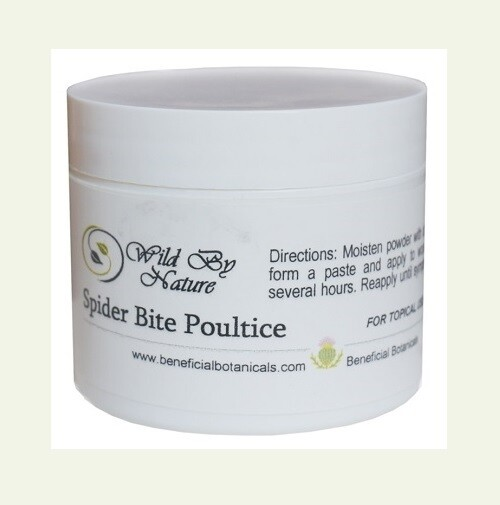 Wild by Nature Spider Bite Poultice