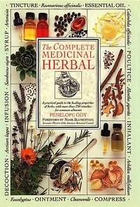 The Complete Medicinal Herbal (preowned)
