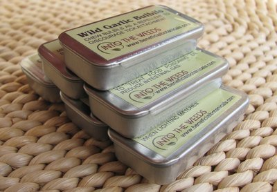 Into The Weeds First Aid Kit Refills - Tins