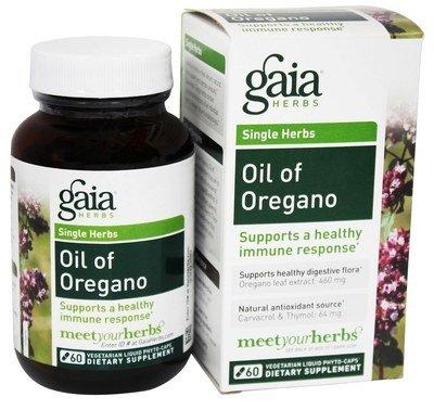 Oil of Oregano Liquid PhytoCaps