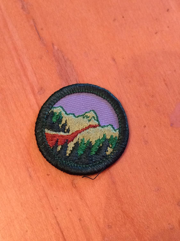 Hiker (mountains)