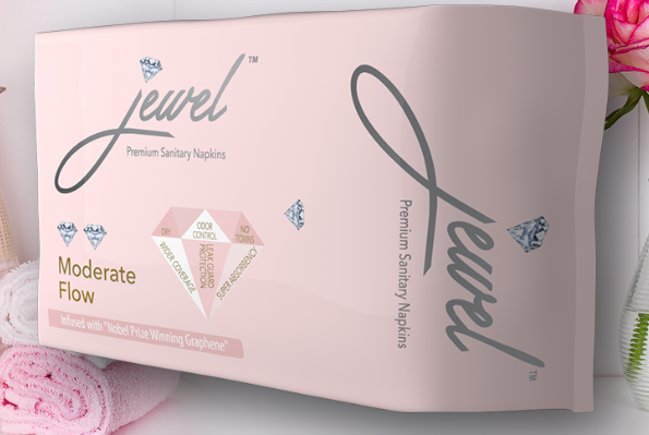 JEWEL PADS: DAY USE FOR MODERATE FLOW