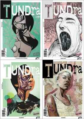 La Tundra OFFER 4 PRINTED Magazines