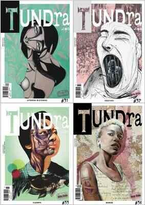 La Tundra Magazine- 4 DIGITAL Magazines