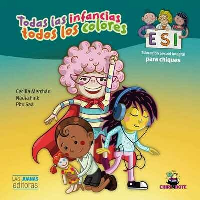 ​Todas las infancias, todos los colores - Genre Education for children