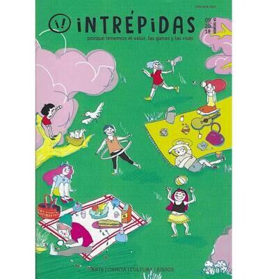 Intrépidas - Issue 3 /  Magazine for girls in Spanish