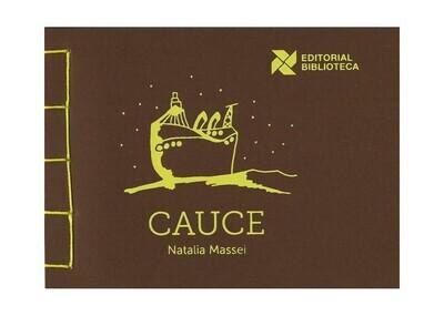 Cauce - Poetry by Natalia Massei