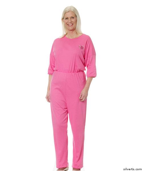 Amazon.com: J & E Talit Inc. Womens Alzheimers Clothing