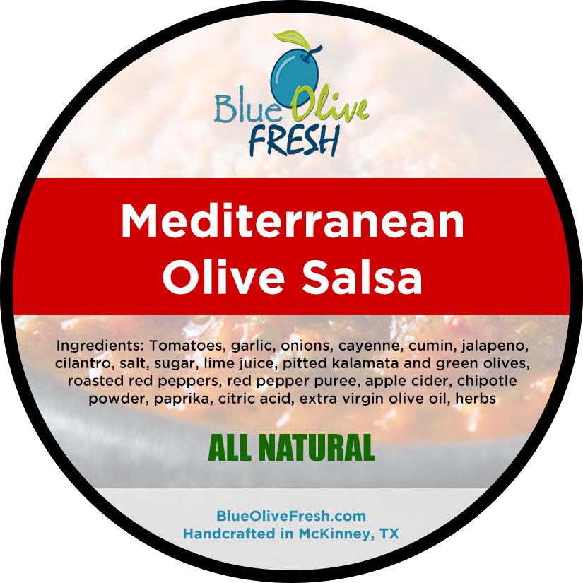 Mediterranean Olive Salsa 00022