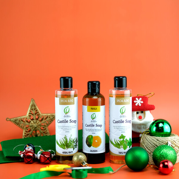 Holiday Bundle Special Soap Blends