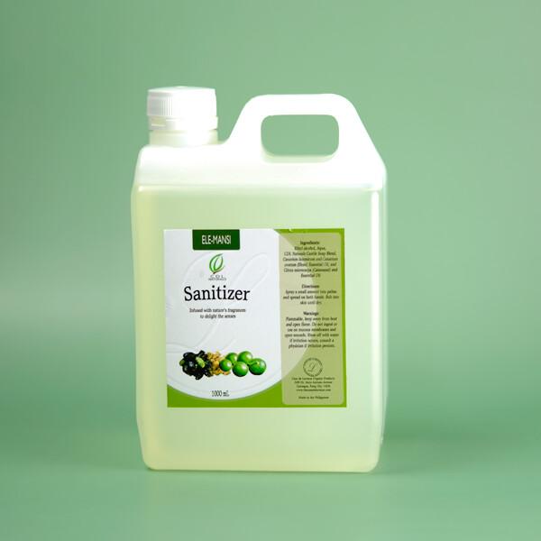 CDL Naturals Sanitizer Blends 1 Liter