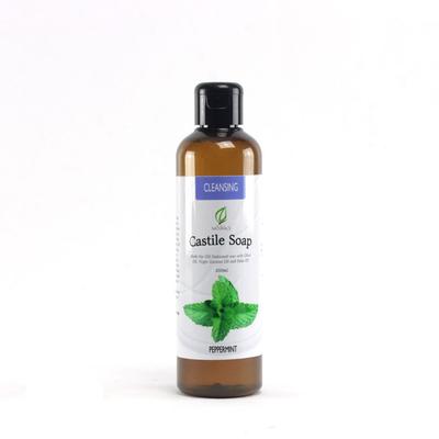 Peppermint Cleansing Castile Soap