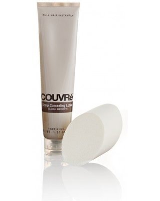 Couvre Scalp Concealer Light Brown