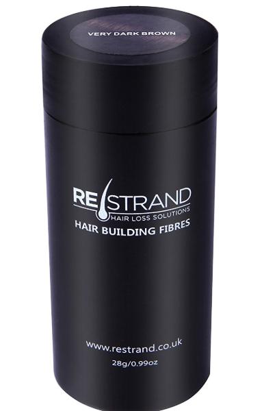RESTRAND Hair Building Fibres 28g Bottle