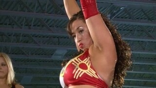 VOD - Bloody Mess (FULL SHOW) - Women's Extreme Wrestling WEW