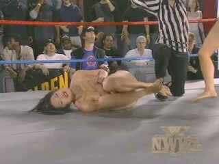 Naked Women's Wrestling League Volume 3