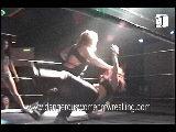 VOD - Baby Phat vs. Dawn Mae (Women's Wrestling)