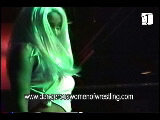 VOD - Cristol vs. Davey Mae (Intergender Wrestling)
