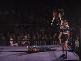 Dangerous Women of Wrestling TV Show - Season 1 - Episode 4