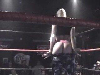 Bloodshed - Dangerous Women of Wrestling - Extended Video Trailer NC-17