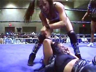 VOD - Alexis Laree aka Mickie James vs Lady Storm (Women's Pro Wrestling)