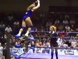 VOD - Amanda Storm vs Full Breasted Italian w/Nice Guys (Women's Pro Wrestling)