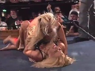 VOD - Girl On Girl Beatdown (FULL SHOW) - Women's Erotic Wrestling WEW