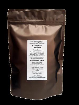 Creatine Monohydrate -  Creapure