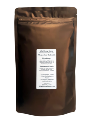 Magnesium Hydroxide Powder - USP Grade