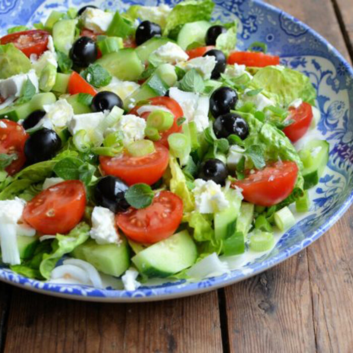 Customize Your Salad