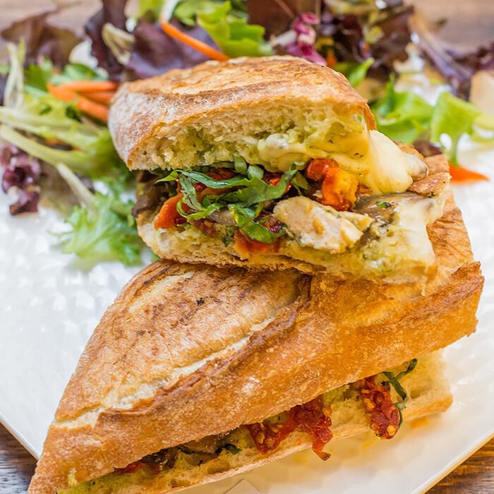 Eiffel Tower Sandwich