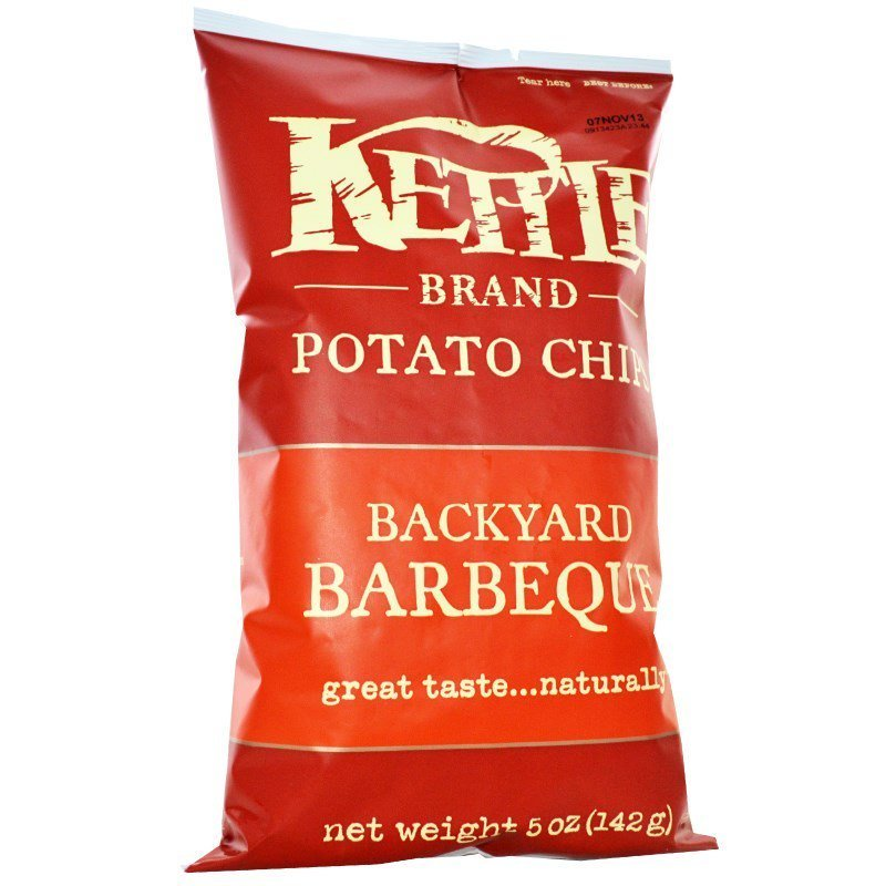 Kettle Chips - Barbecue
