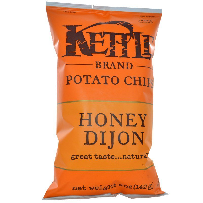 Kettle Chips - Honey Dijon