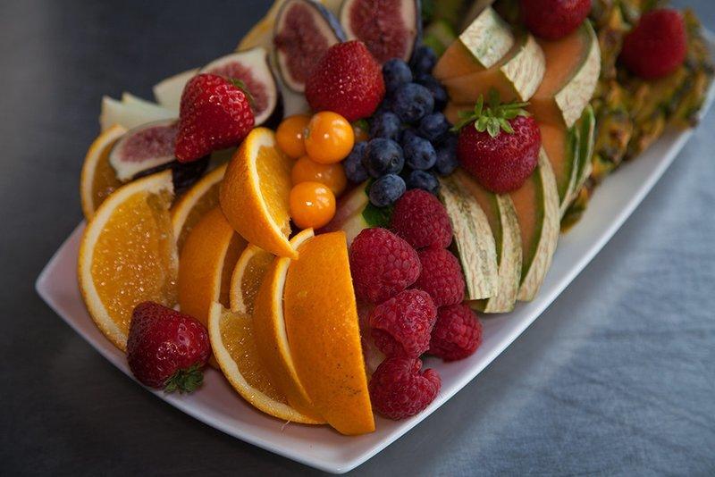 Fresh Fruit Platter (10)