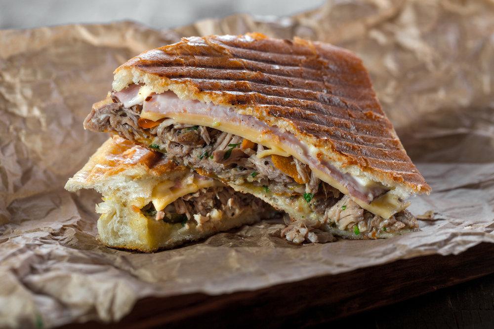 Steak Et Fromage Sandwich