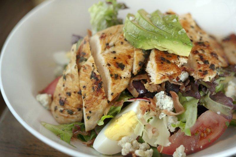Mixed Cobb Salad