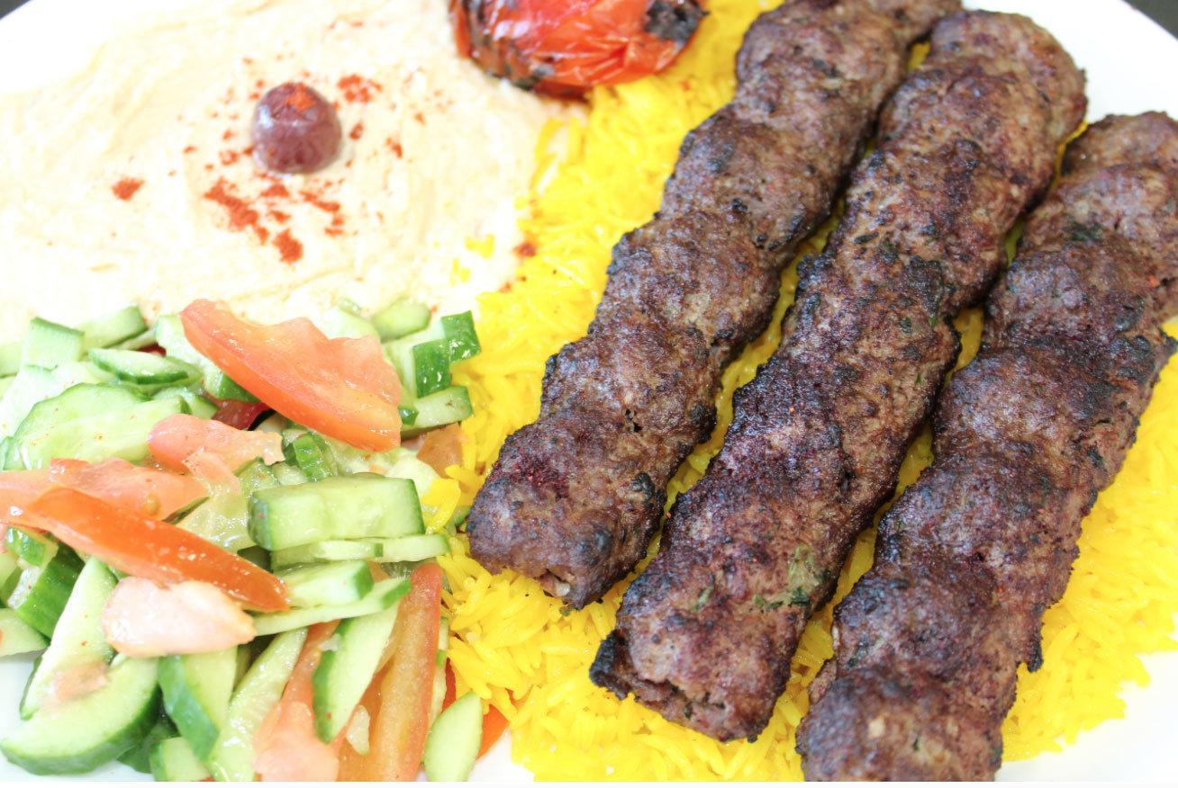 Beef Shawarma Plate