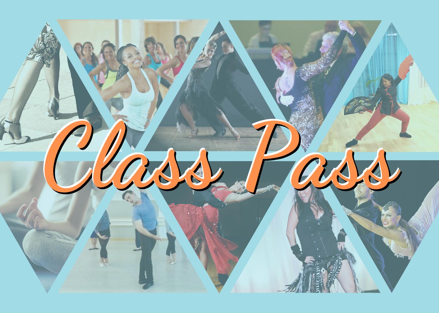 12 Class Pass