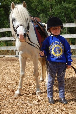 Children's 30min Lead Rein Pony Ride