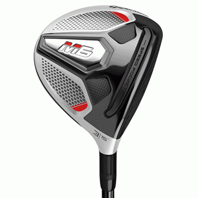 TaylorMade M6 Fairway 3 Wood Stiff Shaft