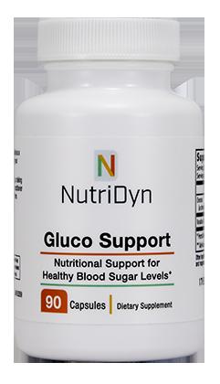 Gluco Support 90c - NutriDyn