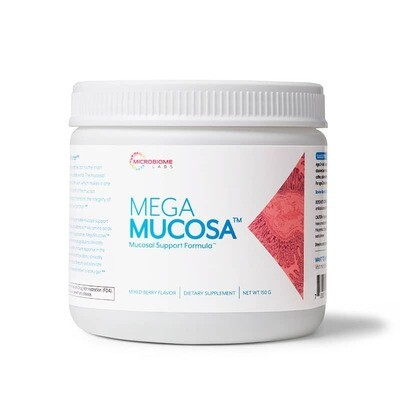 Mega Mucosa 30 servings - Microbiome Labs