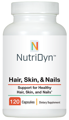 Hair, Skin & Nails 120c - Nutridyn
