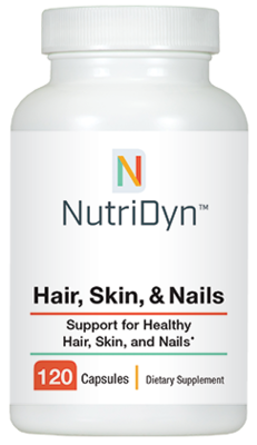 Hair, Skin & Nails 120c - Nutridyn