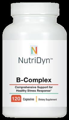 B-complex 120 capsules - Nutridyn